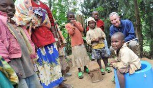 ルワンダで「SaTo」を紹介する