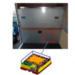 冷凍機搭載車両 / 冷凍機システム バッテリーイメージ