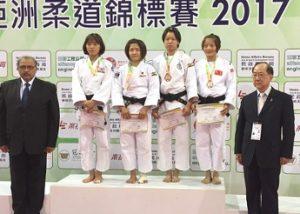 柔道『2017年アジア選手権大会』