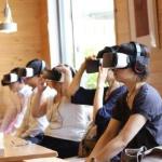 認知症VR(バーチャルリアリティー)体験