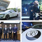 「LUNA SEA」の世界初の水素 燃料電池コンサートを Hondaがサポート