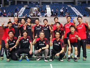 日本ユニシス実業団男子チーム
